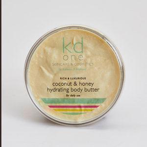 Coconut & Honey Body Butter