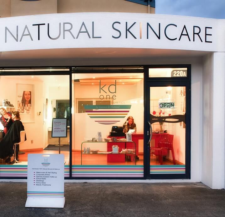 Natural Skincare Shop